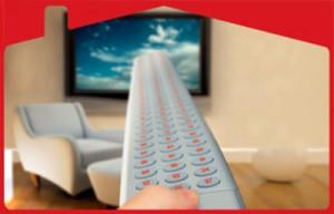 Пульт МТС для домашнего ТВ