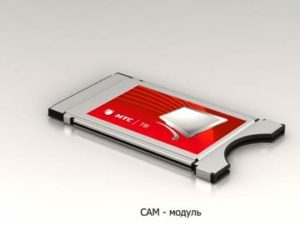 CAM-модуль МТС ТВ