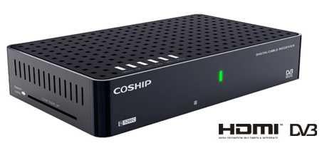 Приставка Coship-N5266C МТС ТВ