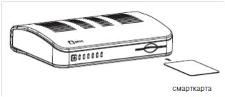 Цифровая приставка от мтс EKT DCD2204